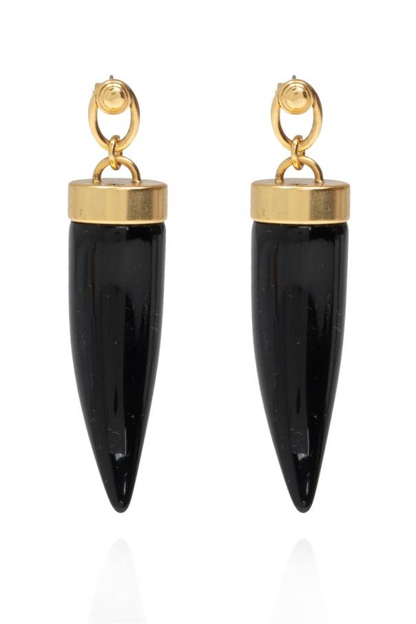 Zadig & Voltaire Brass earring