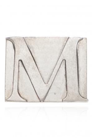 Logo ring od Maison Margiela