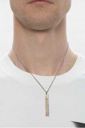 Logo necklace od Maison Margiela