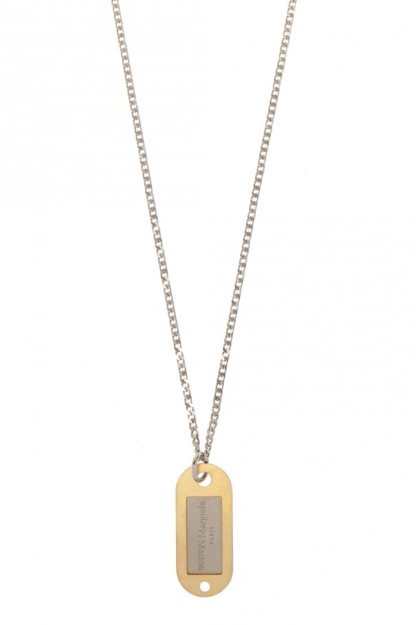 Maison Margiela Logo necklace