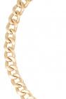 Maison Margiela Silver chain necklace
