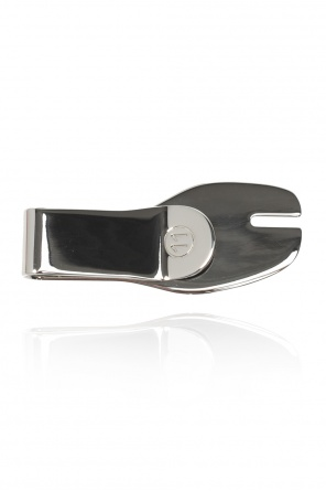 Logo money clip od Maison Margiela