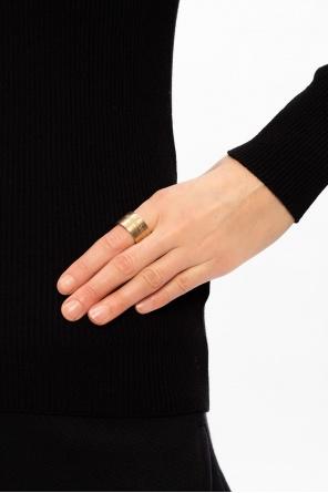 Silver ring od Maison Margiela
