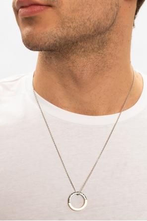 Brass necklace od Maison Margiela
