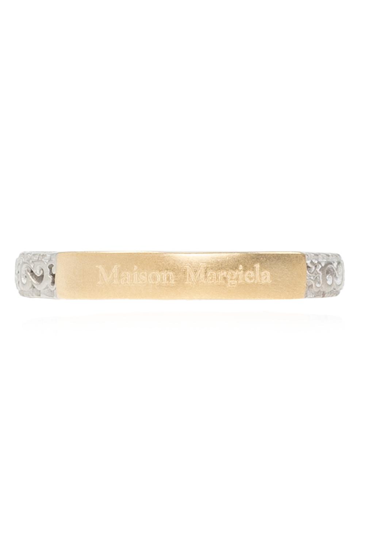 Maison Margiela Ring with logo