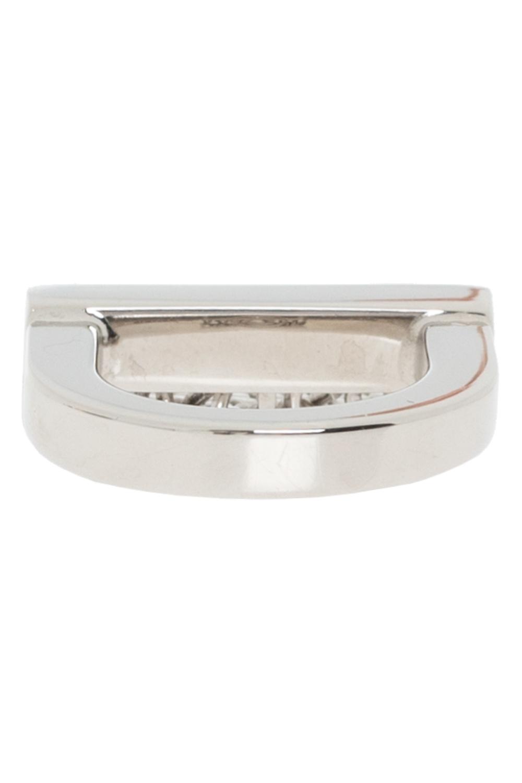 MM6 Maison Margiela Appliquéd ring