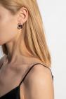 MM6 Maison Margiela Earrings with logo