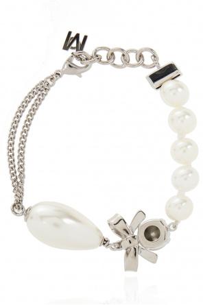 Brass bracelet od MM6 Maison Margiela