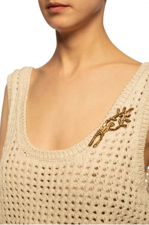 Brass pin od Marni