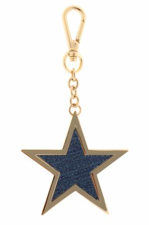 Star-shaped key ring od Diesel