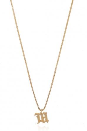 Necklace with logo charm od MISBHV