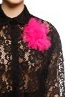 Undercover Silk brooch