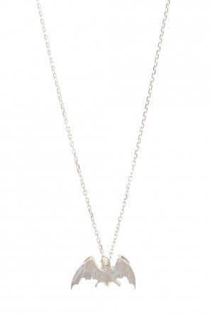 Animal motif necklace od Undercover