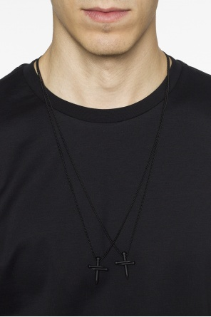 Necklace with charms od Dsquared2