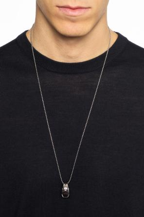 Steel necklace od Dsquared2