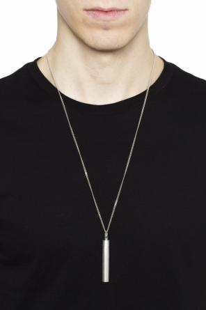 Embellished necklace od Vetements