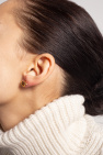 Kate Spade 金属质耳环