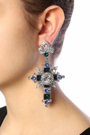 4c37cdf0c77 Cross-shaped earrings od Dolce   Gabbana ...