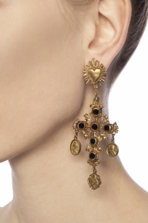 e37ef9c8f9b Embellished earrings od Dolce   Gabbana ...