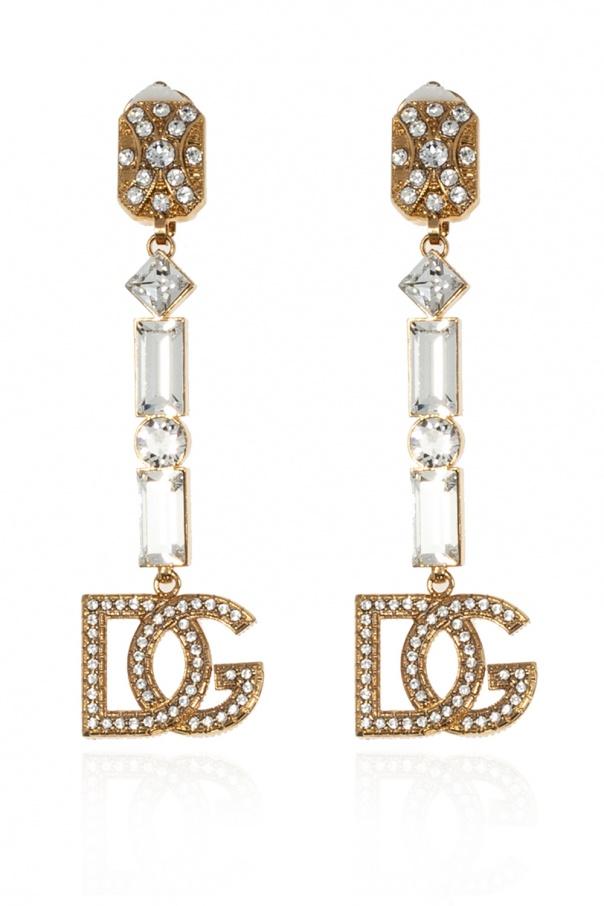 Dolce & Gabbana Embellished earrings