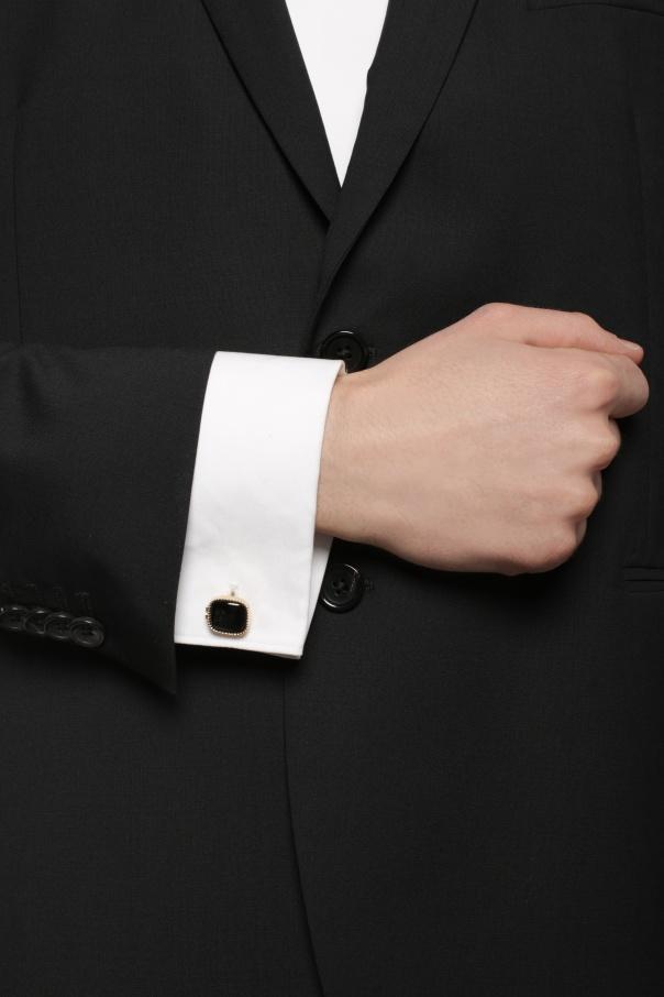 Logo cufflinks od Dolce & Gabbana