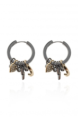 Earrings with pendants od Zadig & Voltaire