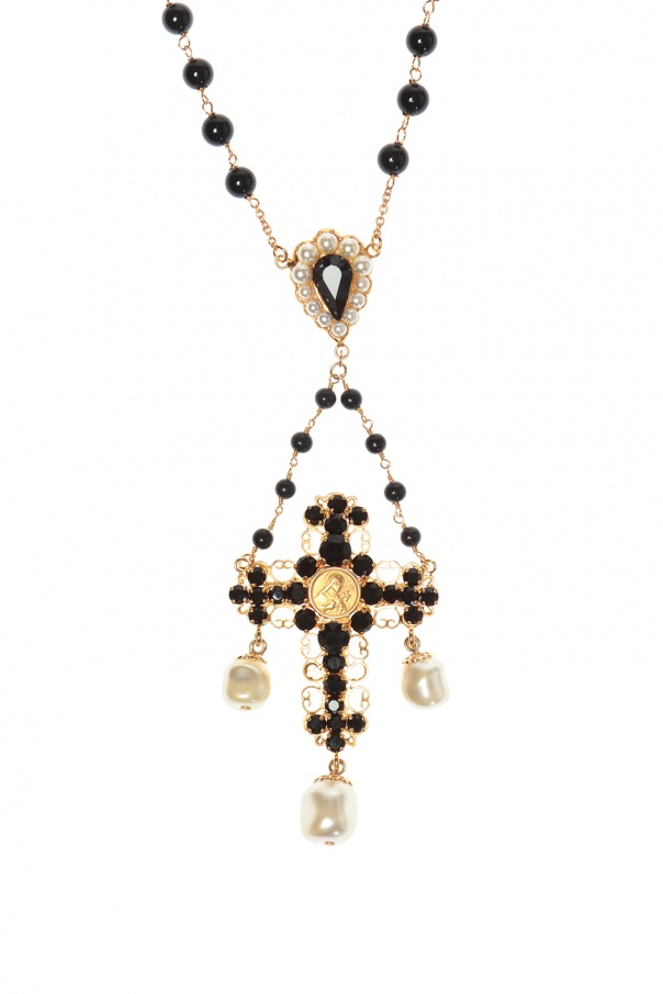 Dolce & Gabbana Cross necklace