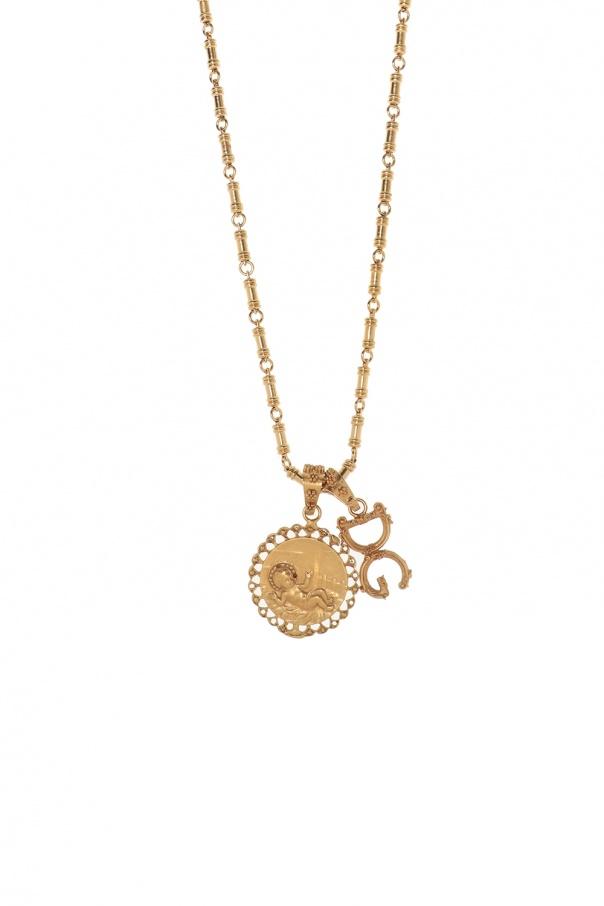 204f31df1999 Religious motif necklace Dolce   Gabbana - Vitkac shop online