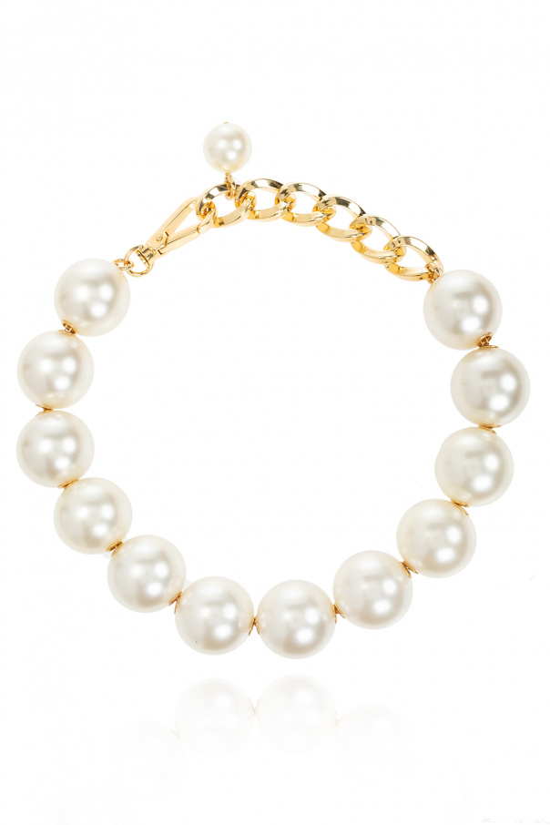 Dolce & Gabbana Faux pearl necklace