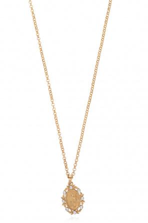 Brass necklace od Dolce & Gabbana