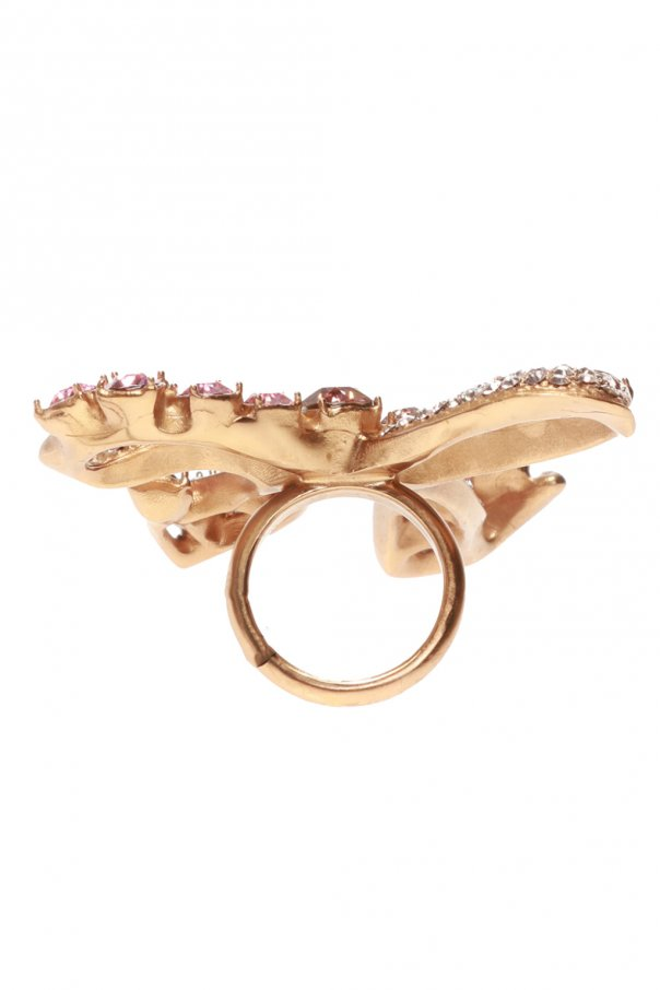 Embellished ring od Dolce & Gabbana