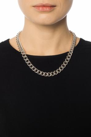 Silver chain od Vetements