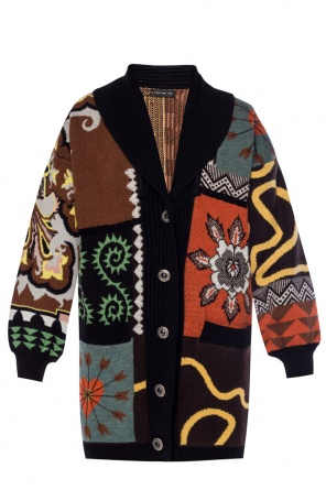 Embroidered cardigan od Etro