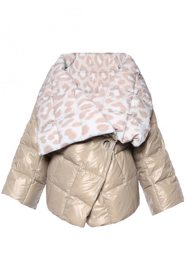 52aff6b70 Reversible down jacket Salvatore Ferragamo - Vitkac shop online