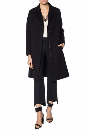 Wool coat with pockets od Salvatore Ferragamo