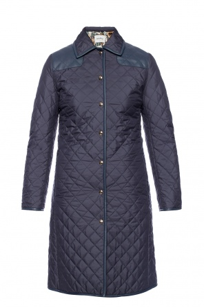 Quilted jacket od Salvatore Ferragamo