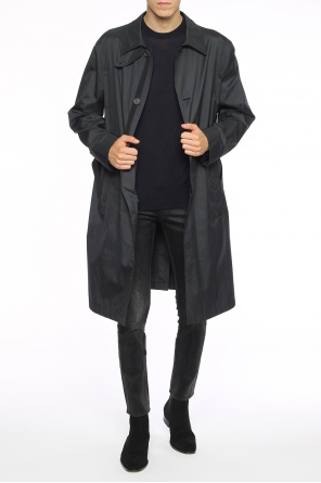 Single-vented coat od Salvatore Ferragamo