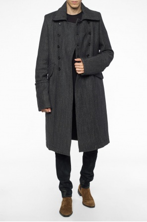 Single-vented coat od Ann Demeulemeester