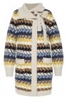 Patterned cardigan od Chloe