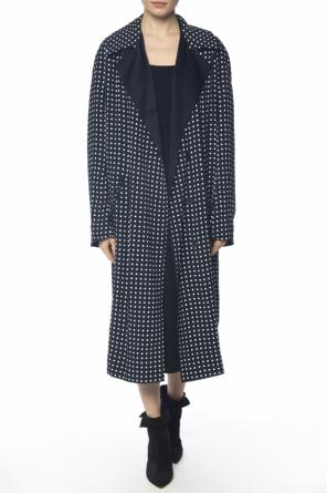 Polka dot coat od Haider Ackermann