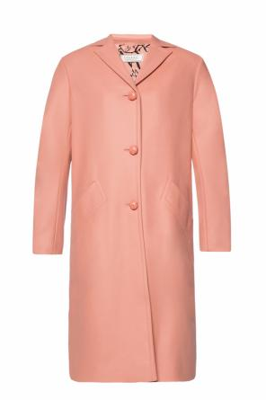 Coat with decorative buttons od Nina Ricci