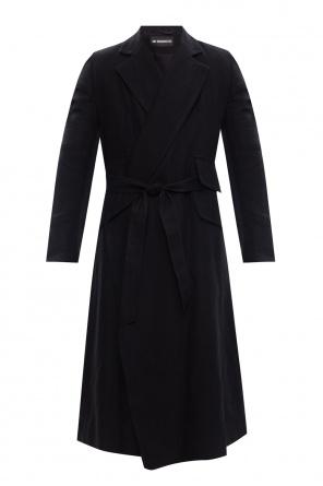 Płaszcz z otwartymi klapami od Ann Demeulemeester