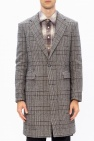 Raf Simons Checked coat
