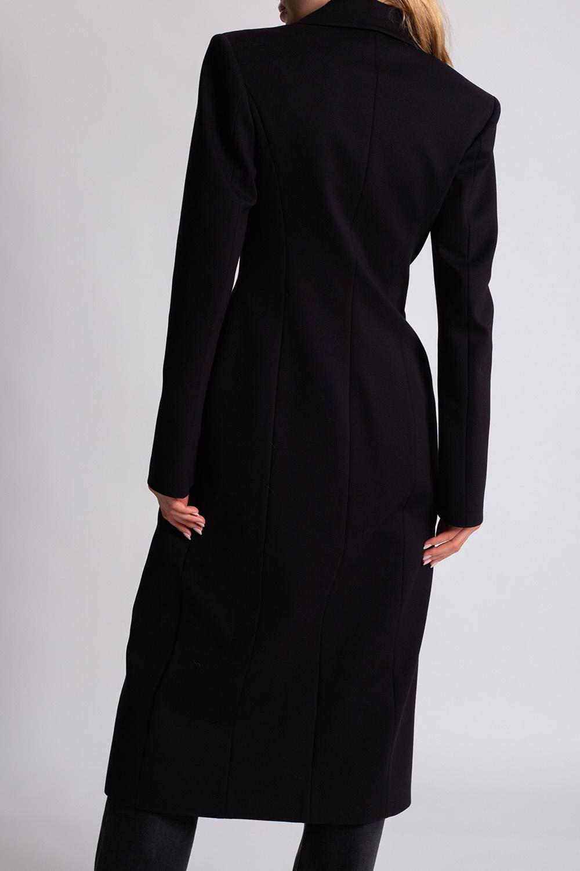 The Attico Slim-fit coat