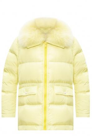 Down jacket od Yves Salomon