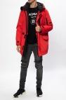 Yves Salomon Hooded down jacket