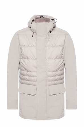 'breton' quilted down jacket od Canada Goose