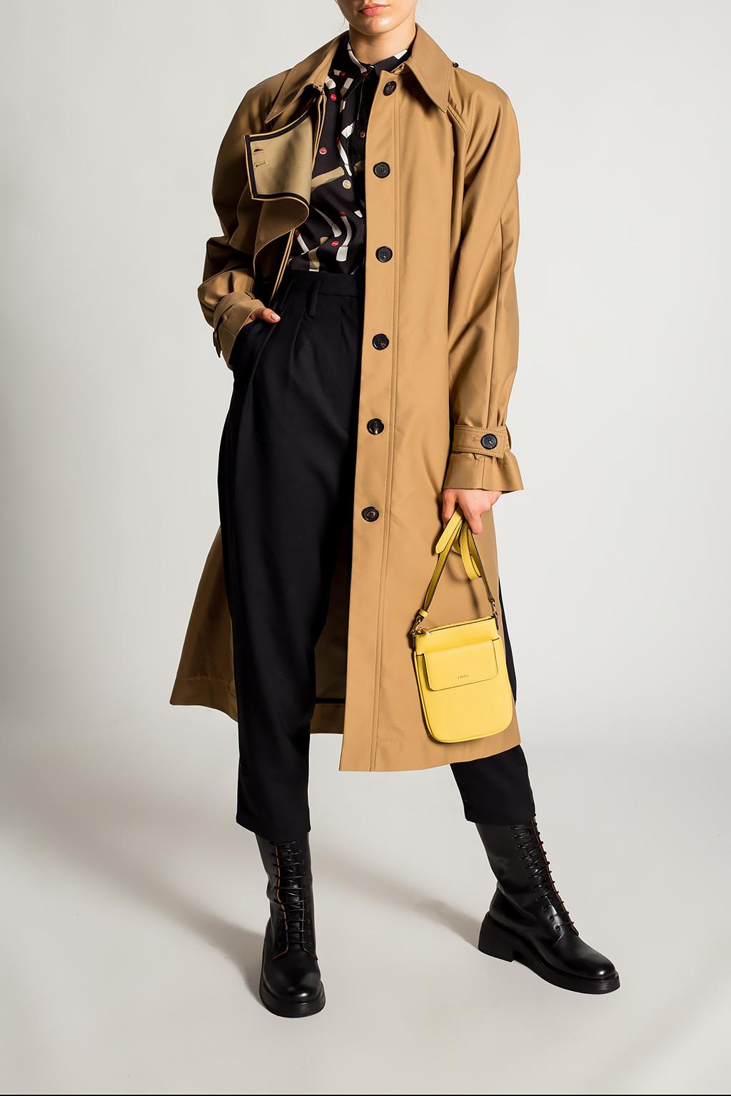 Victoria Victoria Beckham Trench coat with belt