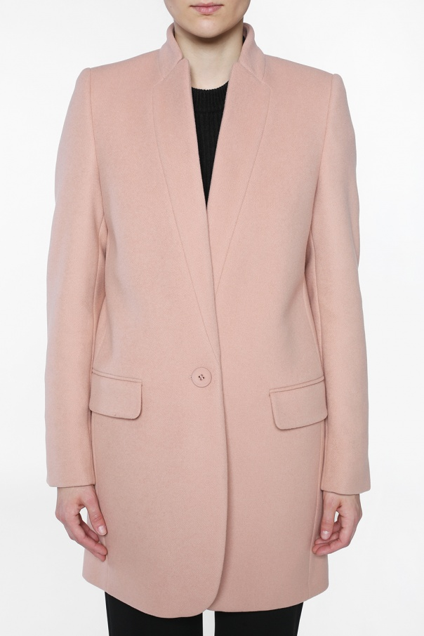 Cropped coat od Stella McCartney