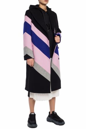 Single-vented coat od MSGM